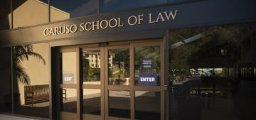 Caruso School of Law Partners with Anti-Human Trafficking Nonprofit Organization Willow International
