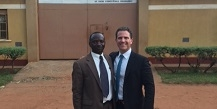 Dane Ball (JD '05) Secures Release for Innocent Ugandan Prisoner