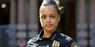 Alumna Danielle Outlaw Appointed as the Police Commissioner for the City of Philadelphia