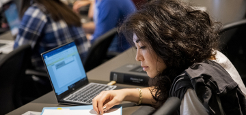 Seaver College Students Explore Machine Learning, Artificial Intelligence with New Data Science Minor