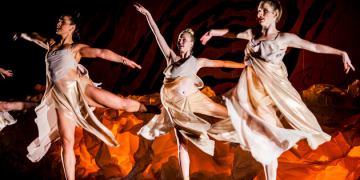 Dance in Flight to Perform at Smothers Theatre