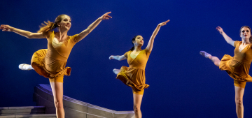 Pepperdine Resident Dance Company Dance in Flight to Debut Documentary