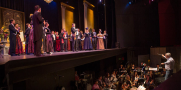 Don Giovanni Opera Opens at Smothers Theatre