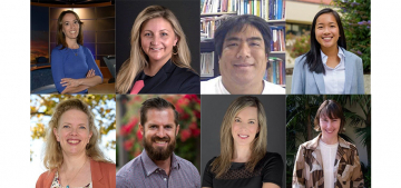 Seaver College Celebrates Eight New Endowed Appointments in Fall 2021