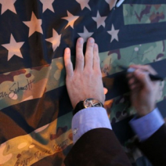 Dean Caron Hosts Annual Veteran's Day Dinner