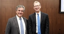 U.S. Solicitor General Noel Francisco Visits Pepperdine Caruso School of Law