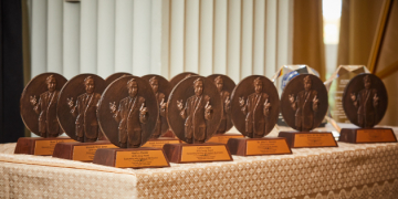 Pepperdine Graziadio Business School Honors Six Honorees With 2020 George Award