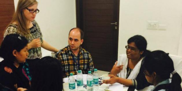 Global Justice Students Travel to India to Support Alumnus, Local Attorneys Fighting Sex Crime