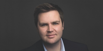 Author J. D. Vance to Present Hillbilly Elegy Lecture