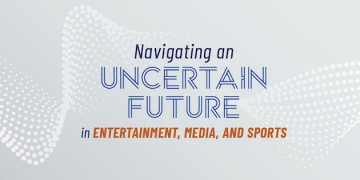 Institute for Entertainment, Media, Sports, and Culture to Host Webinar on Emerging Technologies During Pandemic