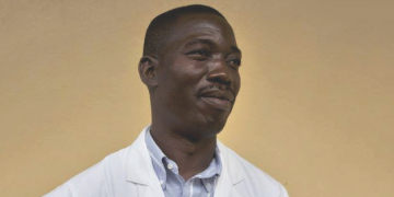 Liberian Physician Jerry Brown to Lead Dean's Executive Leadership Series