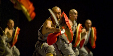 Martial Artists and Acrobats of Tianjin to Perform at Smothers Theatre