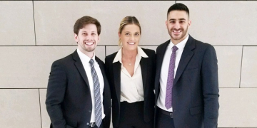 Moot Court Team Qualifies for National Finals