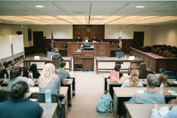 Pepperdine Law Moot Court Program Ranked Among Nation's Best