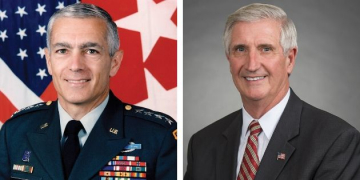 Feb 10: General Wesley Clark and Secretary Andy Card to Discuss National Security