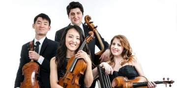Omer Quartet to Perform Digital Concert