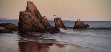 Frederick R. Weisman Museum of Art Presents On Location in Malibu 2021: Paintings by the California Art Club