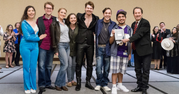 Pepperdine Opera Students Win Prestigious National Opera Association Award