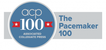 Pepperdine Graphic and Currents Magazine in Top 100 Pacemaker Winners
