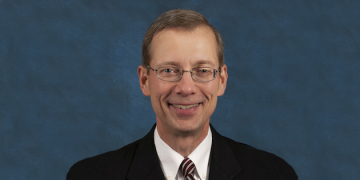 Paul L. Caron Announced as Duane and Kelly Roberts Dean of the School of Law