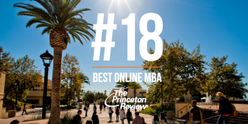 Pepperdine Graziadio Online MBA Grabs #18 Spot in The Princeton Review 2017 Rankings