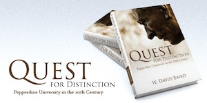 Special Collections Book Club: Quest for Distinction