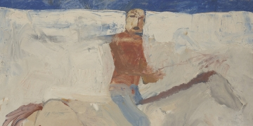 Richard Diebenkorn Painting