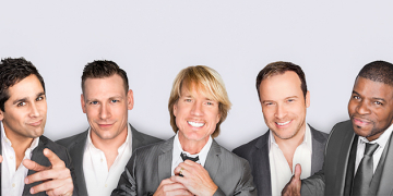 Popular A Cappella Group Rockapella to Perform at Smothers Theatre