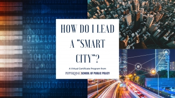SPP to Host First Virtual Professional Certificate in Leading Smart Communities