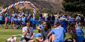 Pepperdine Volunteers Serve Local Communities on Step Forward Day