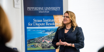 Straus Institute Ranked Number One in Dispute Resolution by U.S. News & World Report