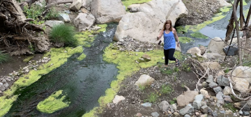 Seaver College Students Lead Decades-Long Research on Streams in Santa Monica Mountains