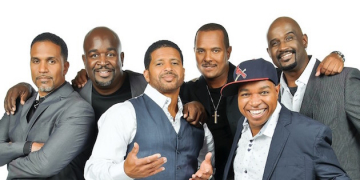 A Cappella Gospel Music Group Take 6 Comes to Smothers Theatre