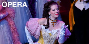 The Magic Flute Opera Opens at Smothers Theatre