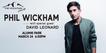 Phil Wickham and David Leonard to Lead The Mountain 2019