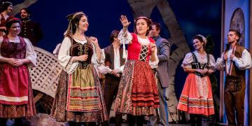 The Pirates of Penzance to Open at Smothers Theatre