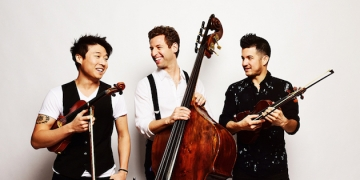 String Trio Time for Three to Perform at Pepperdine