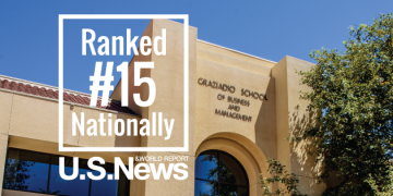 U.S. News and World Report Ranks Pepperdine Graziadio School No. 15 on List of 2016 Best Online Programs