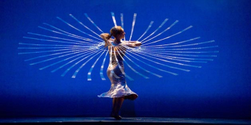 Center for the Arts to Present Viva MOMIX