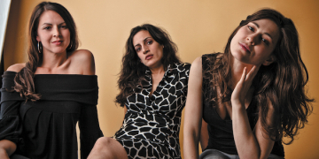 International Folk Trio The Wailin' Jennys to Perform at Smothers Theatre