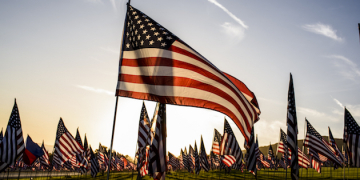 Pepperdine to Honor 9/11 Victims with Waves of Flags Display