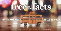 Free the Facts event logo