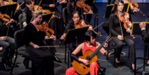 Parkening International Guitar Competition - Pepperdine University