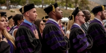 School of Law commencement - Pepperdine University