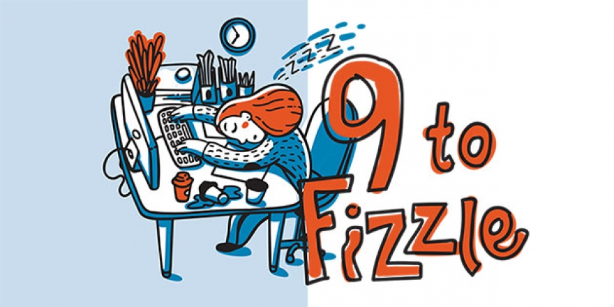 9 to Fizzle - Pepperdine Magazine