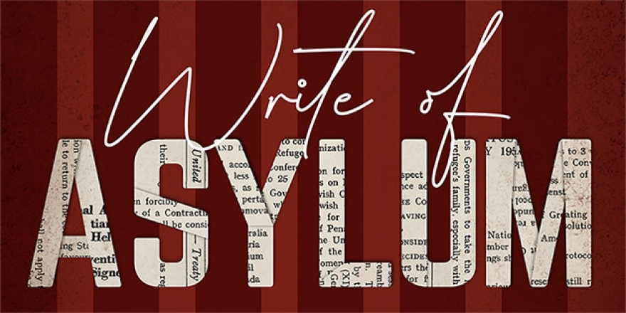 Write of Asylum - Pepperdine Magazine