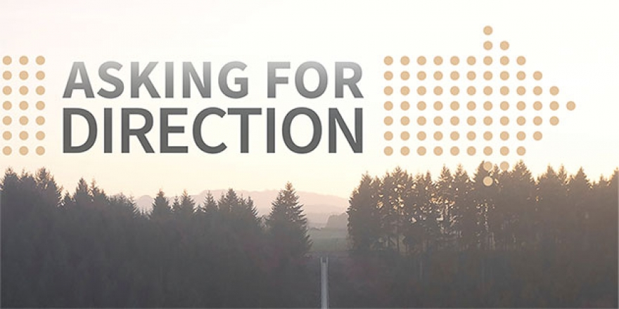 Asking for Direction - Pepperdine Magazine