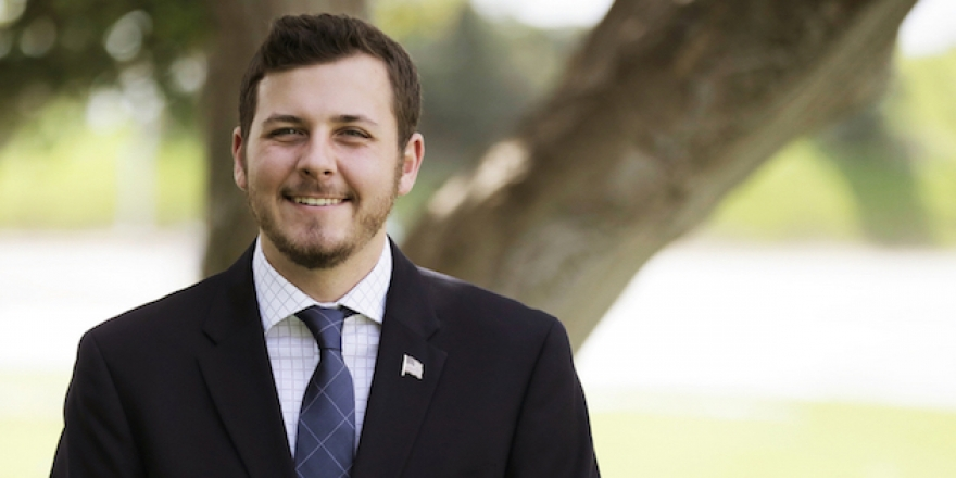 Austin Welch, Pepperdine SGA