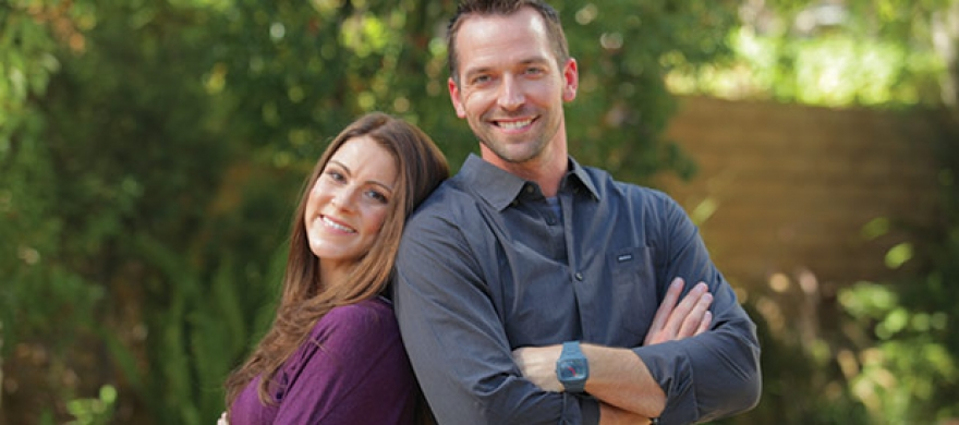 Jared Hankins and Natalie Hankins - Pepperdine Magazine