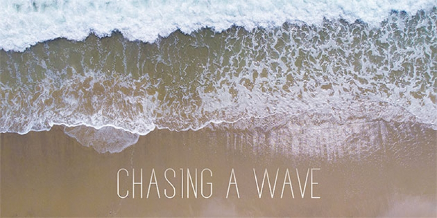 Chasing a Wave - Pepperdine Magazine